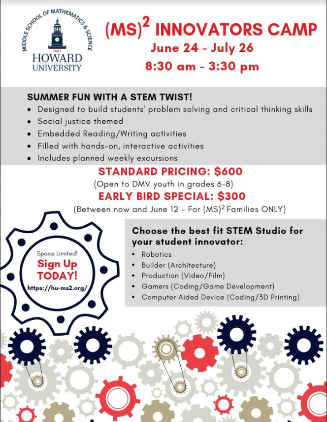 Howard University Middle School – Middle School of Mathematics & Science